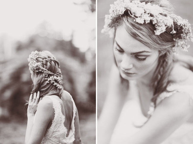flower head wreath