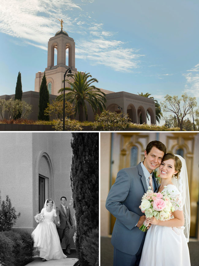 A Romantic California Wedding Carly David Green