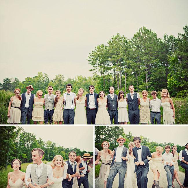 A Georgia Farm Wedding: Kathleen + Austin