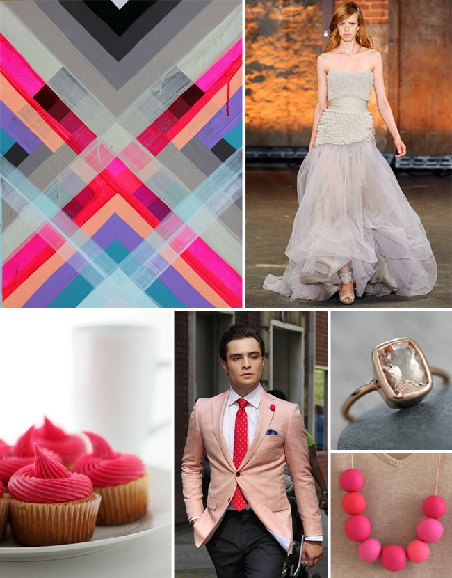 pink-gray-wedding-ideas