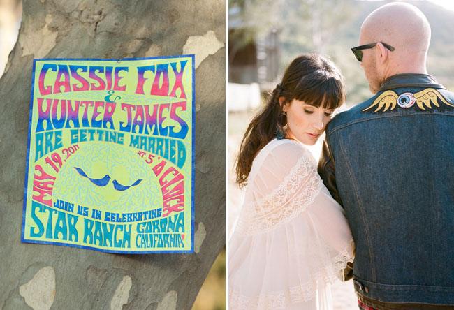 Psychedelic Wedding Inspiration Green Wedding Shoes Weddings