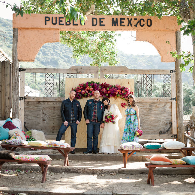 mexican ceremony venue