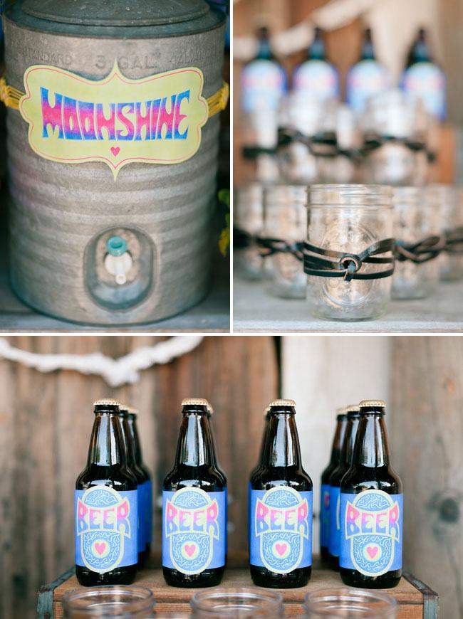 moonshine drink station