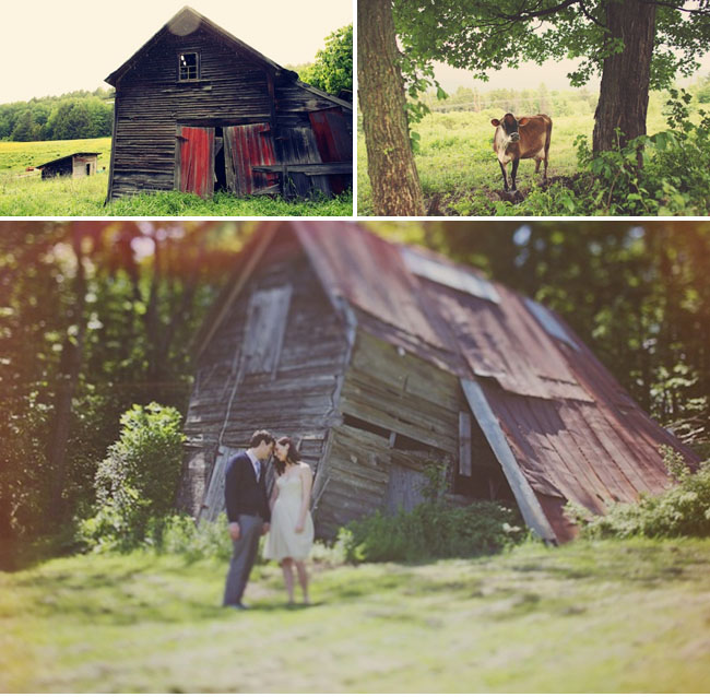 farm elopement