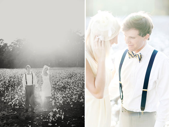 cotton field engagement