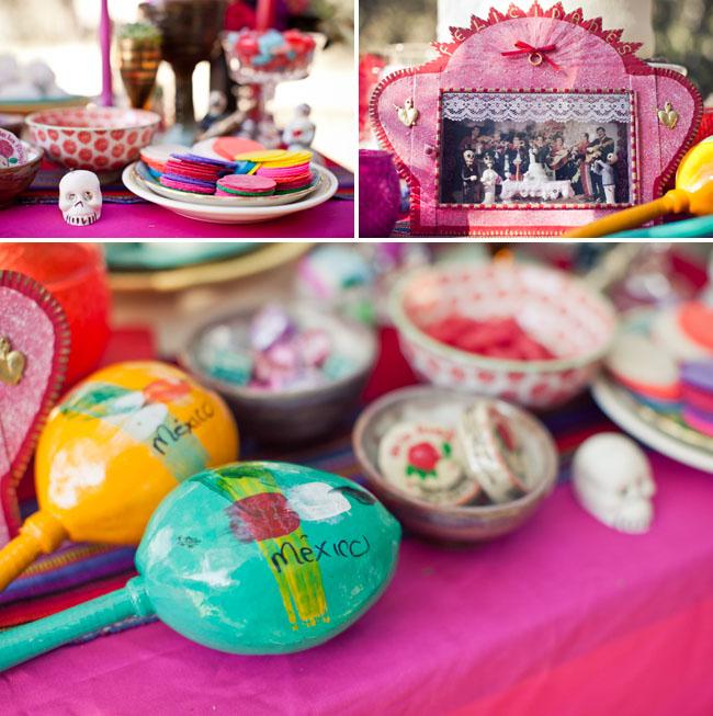 Dia De Los Muertos Wedding Theme Ideas