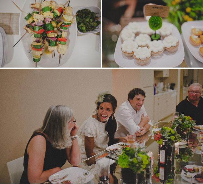 Beautiful Simple Wedding Cakes backyard mediterranean wedding