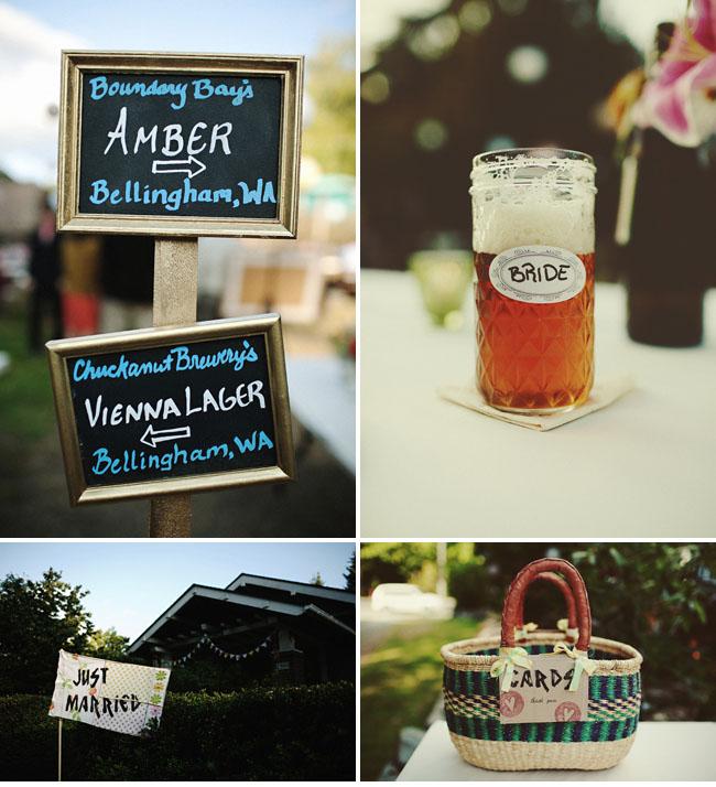 bride beer mug