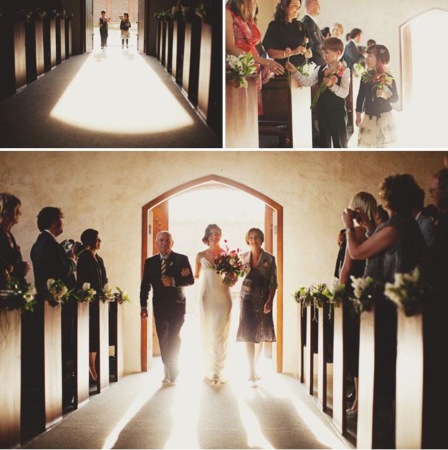 An Art Deco Australian Wedding