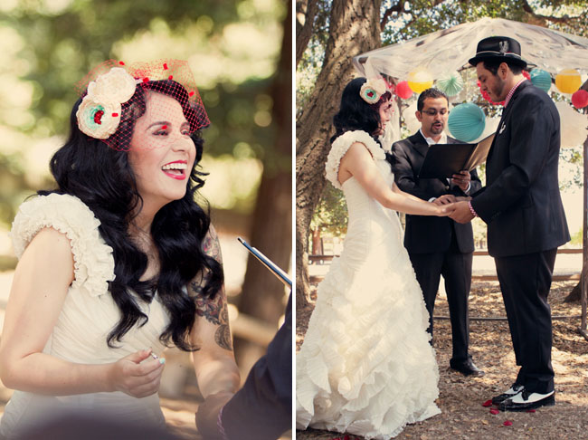 A Rockabilly Wedding