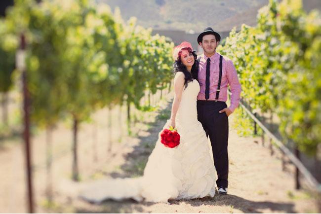 A Rockabilly Wedding