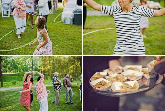 picnic dinner rehersal