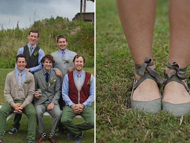 sage ballet shoes