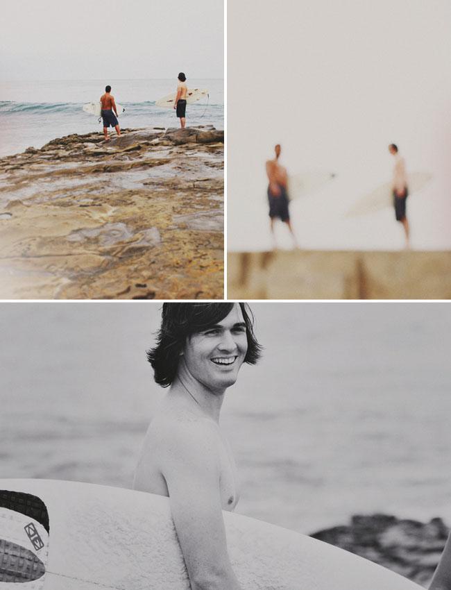 groom surfing