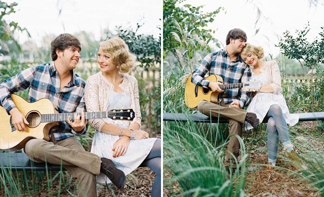 engagement, guitar