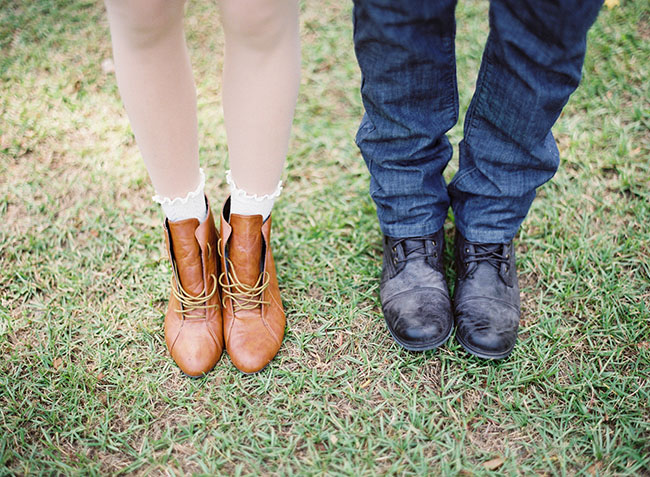 engagement, boots