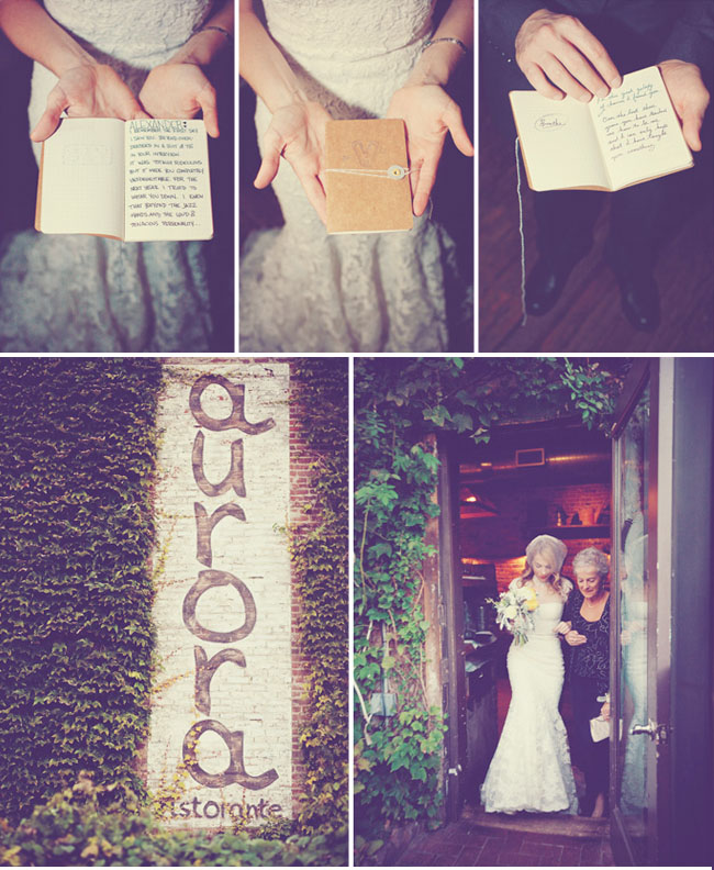 vows in journal