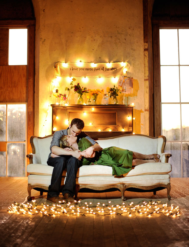 lights engagement