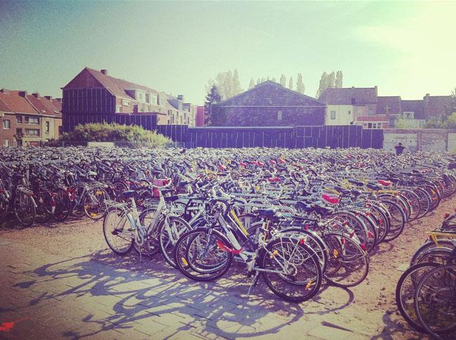 bikes in belgium