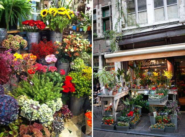 belgium flower store ghent