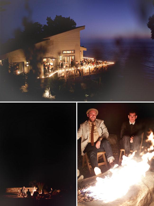 bonfire reception