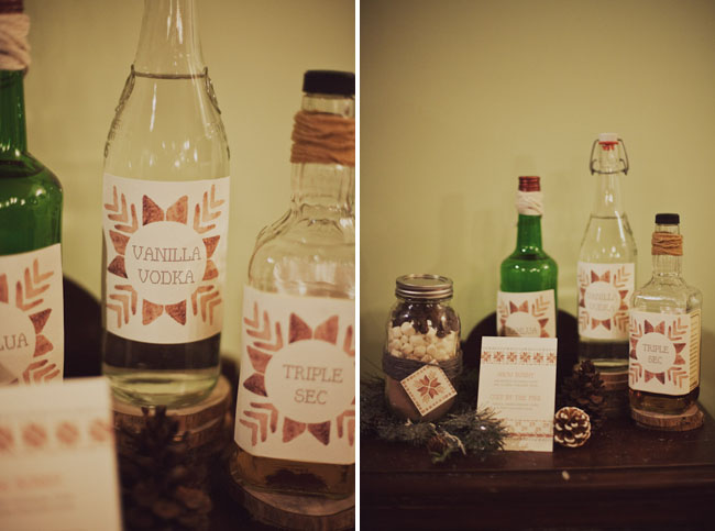 hot chocolate liquor bar