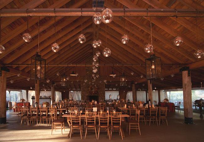 DeAnna Pappas wedding reception