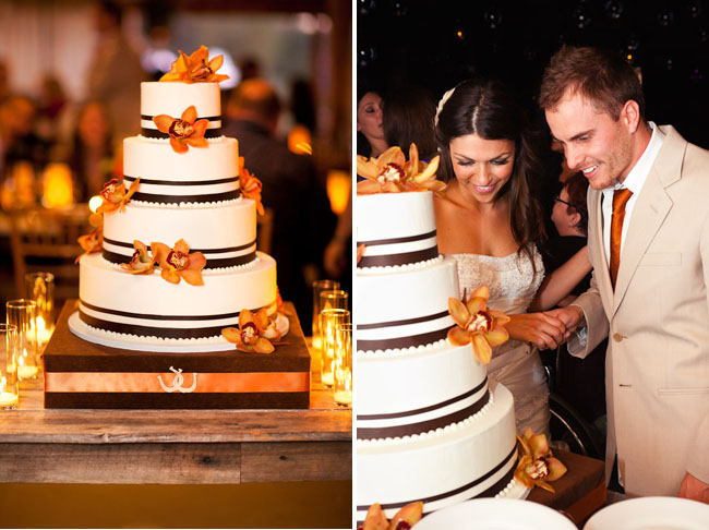 wedding cake DeAnna Pappas wedding