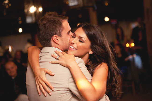 DeAnna Pappas first dance