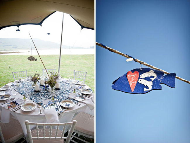fly fishing wedding