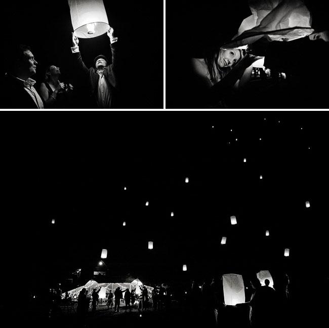 japanese wishing lanterns