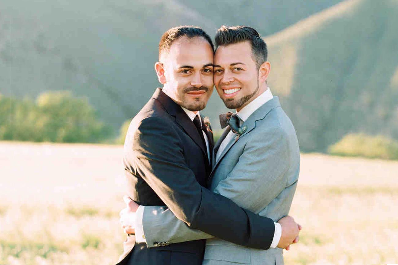 Jose Villa + Joel Serrato: Their Intimate Rustic Wedding - Green ...