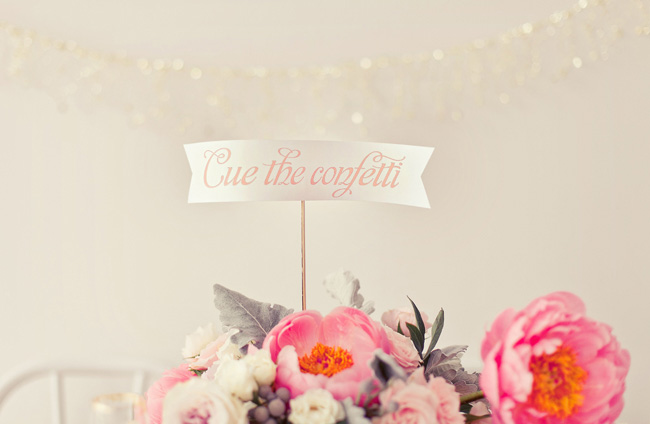 confetti throw wedding
