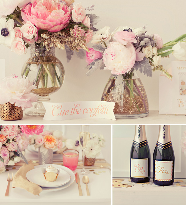 new-years-eve-wedding-reception table