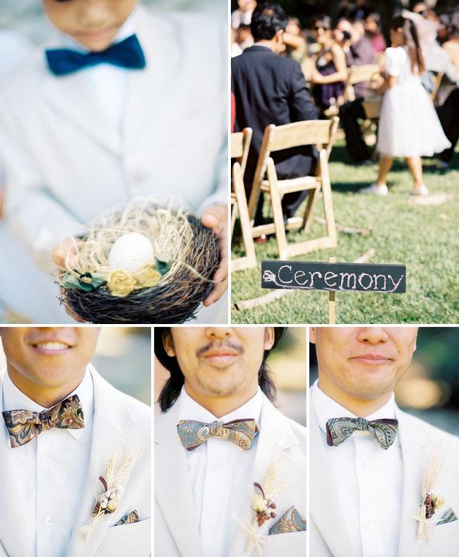 groomsmen ties