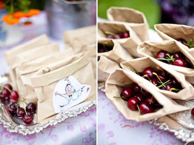 cherry favor bags