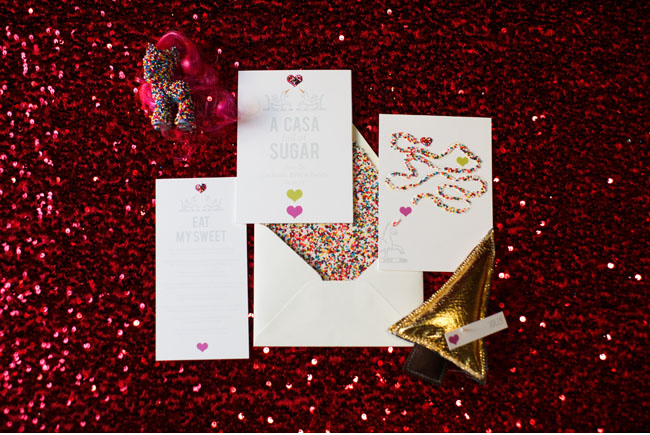 dot sprinkle invite