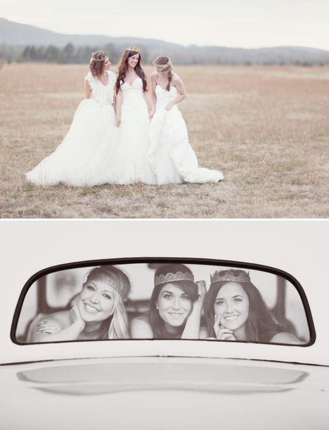 simply bloom road trip, girls in car