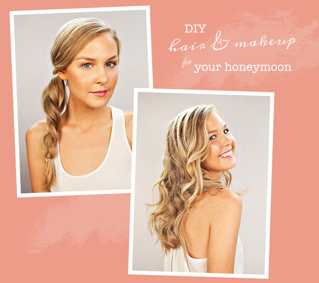 DIY-honeymoon-hair and makeup