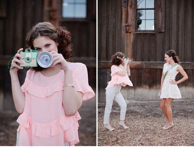 girl scout camera