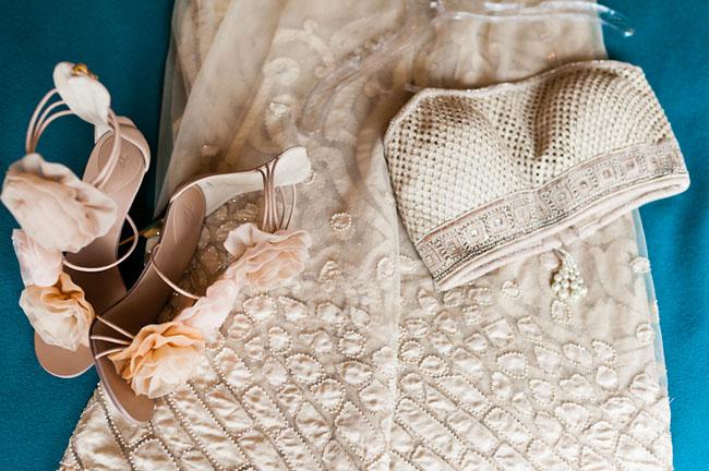 wedding dress pieces