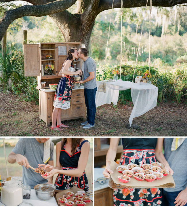 cooking engagement