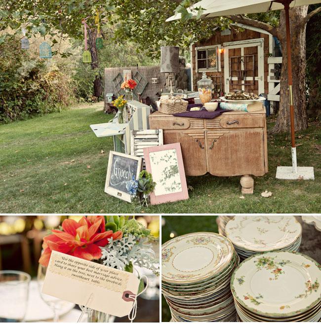4480c1d0f9db8 An Eclectic Anthropologie DIY Wedding