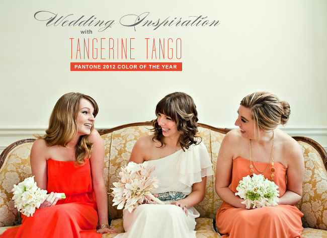 tangerine tango inspiration