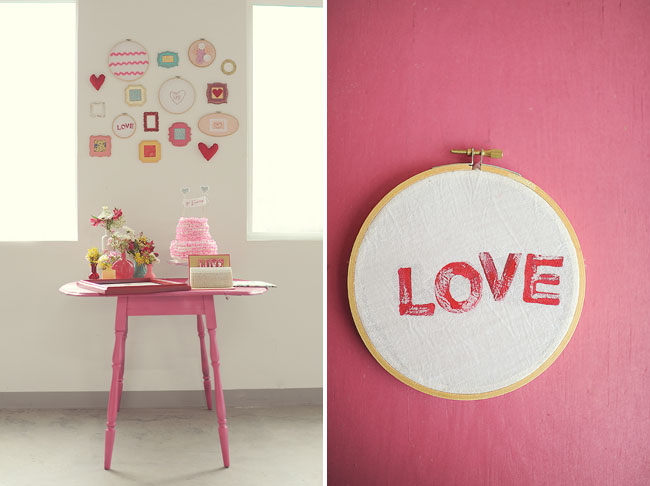 needlework love