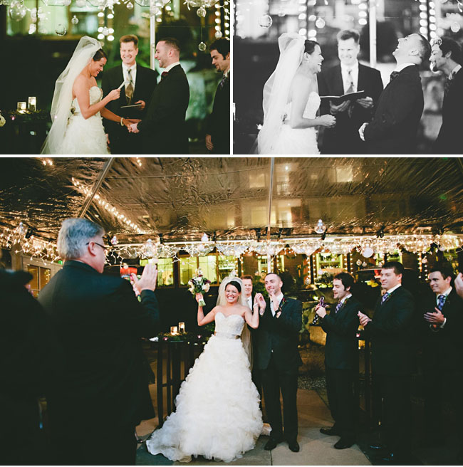 new years eve wedding ceremony