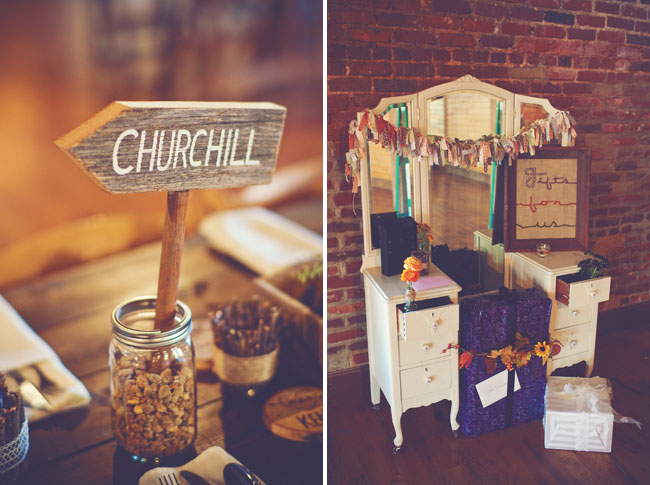 wooden sign table numbers