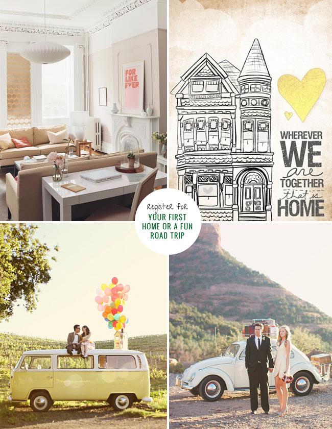 Deposit a Gift Registry | Green Wedding Shoes | Weddings, Fashion ...