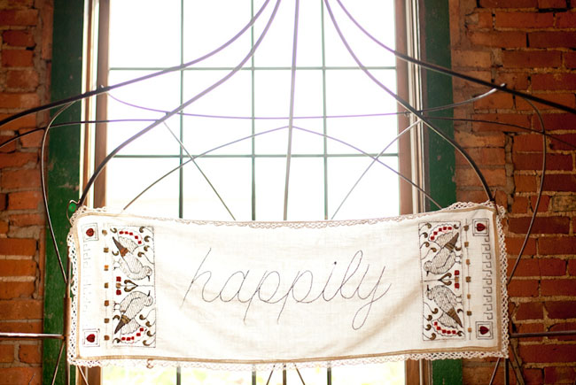 embroidery wedding, altar embroidery