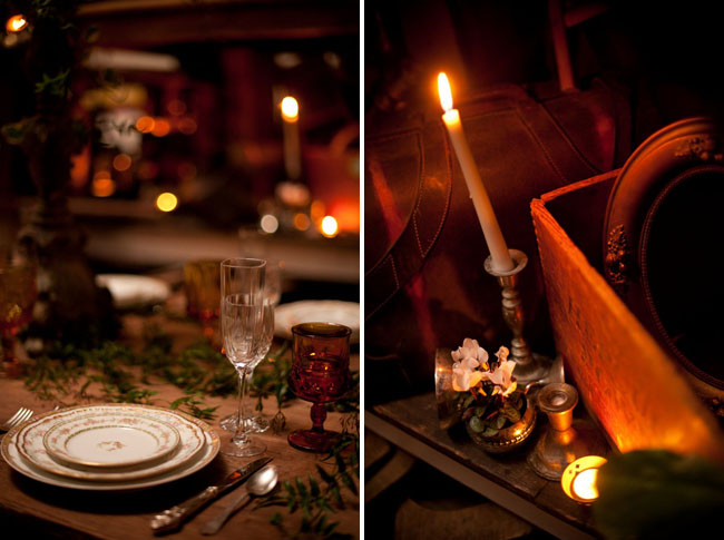 indiana jones wedding inspiration